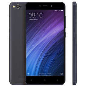 Smartphone Xiaomi Redmi 4a Dual Chip 32gb 4g 13mp - Preto