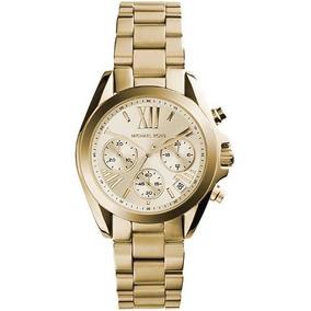 Relogio Michael Kors 5798 Original Caixa - Relógios no Mercado Livre ... d8996b4bea