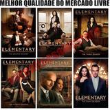 Elementary 1ª A 6ª Serie Completa Dublado + Encarte