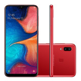 Smartphone Samsung Galaxy A20 Sm-a205g, Android 9.0 Octa Cor