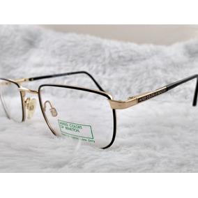 Óculos Grau  vintage Mola Hastes, Benetton F1, 3601m c69847c023