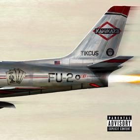 Eminem Kamikaze Cd Nuevo 2018 Original En Stock