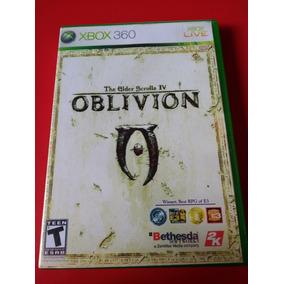 Consigo Frete Gratis The Glder Scrolls Iv Oblivion Xbox 360