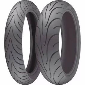 Par Pneu Twister 110/70-17 + 130/70-17 Michelin Street Fazer