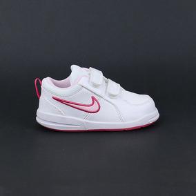 Zapatillas Nike Pico 4 Blancas Para Niña Tallas 22-27 Ndpi a9e8ae4efeb