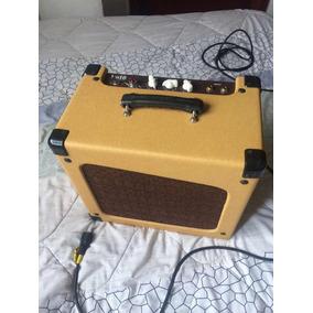 Amplificador De Guitarra Laney Tubos Válvulas Cub 10