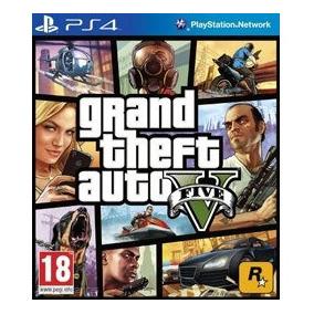 Gta V Ps4 Playstation 4 Ps4 Juegos En Mercado Libre Uruguay
