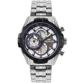 Relógio Masculino Technos Js15ev1p À Prova D`água 100 M