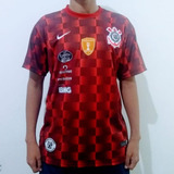 842b7d1f54 Camisa Do Corinthians Vermelha De Treino Tima Pronta Entrega