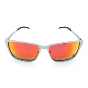 d9b9898c95d38 Oakley Tincan Ferrari Prata De Sol Oculos - Óculos De Sol Oakley no ...