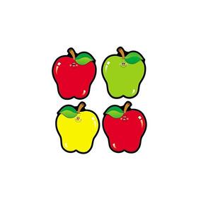 Carson Dellosa Troqueladas Manzanas Formas (5555)