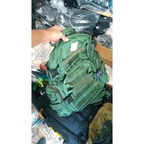 Mochila Militar Da Camelback Verde Ou Preta