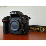 Camara Nikon D810, + Lente Fisheye Nikon, + Lente Nikon 50mm