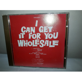 Cd I Can Get It For You Wholesale 1962 Ne
