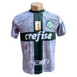 Camisa Palmeiras Ricardo Goulart Decacampeão 2019 Bordada