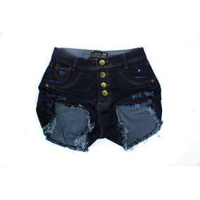 Short Jeans Feminino Plus Size 36/54 Hot Pans