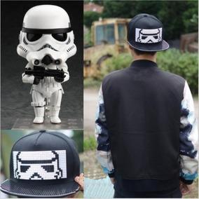 Gorra Tipo Lego Bricks Star Wars Stormtrooper