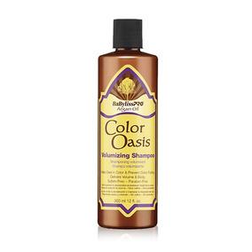 Shampoo Argan Volumen Babyliss Pro Oasis Baoilcovs12 350ml