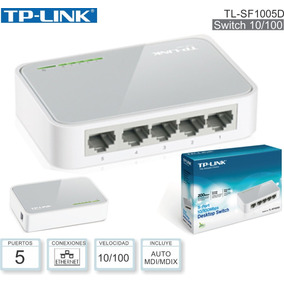 Switch Tp-link 5 Puertos Tl-sf1005d