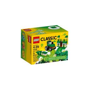Lego Classic - Caixa De Criatividade Verde