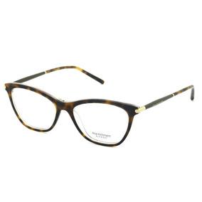 bec49d6c023d4 Ana Hickmann Ah6317 H03 52 - Lente 52mm - Armação De Óculos. R  390