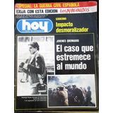 Revista Hoy Caso Quemados Rodrigo Rojas