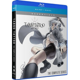 Taboo Tattoo The Complete Series Essentials Blu-ray Us Imp