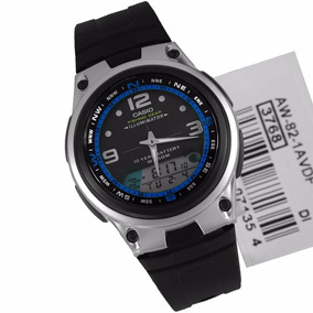 e22de2c4143 Relogio Casio Aw 82 D7 Masculino - Relógio Casio Masculino no ...