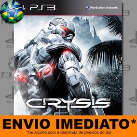 Promoção Crysis 1 - Jogo Ps3 | Midia Digital | Psn