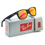 911eb4b0cf373 Ray-ban Rb2132 New Wayfarer Matte Flash Gafas De Sol