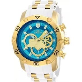 c56f03862fb Divã Branco Masculino - Relógios De Pulso no Mercado Livre Brasil