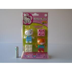 Hello Kitty Figuras Único Plus 2010 Sanrio Nuevo Made Italy