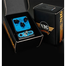 Pedal Nig Ped Easy Drive Overdrive Booster + Frete Gratis