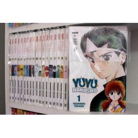 Coleção Yuyu Hakusho Especial - Vol. 1 Ao 18