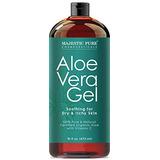 Majestic Pure Aloe Vera Gel 100 Puro Y