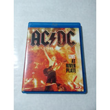 Blu-ray De Ac/dc Live At River Plate