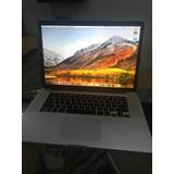 Macbook Pro Retina 15 I7 256gb Ssd 16gb Nvidia 1.5gb Oferta