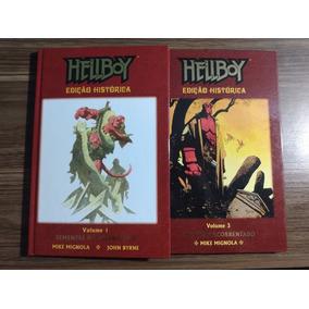Hellboy - Edições Históricas 1 E 3