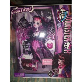 Muñecas Monster High Y Repuestos Nerf (nuevos; Originales)