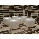 Potes Plasticos Nacarado /perlado 60 Cc X 1 Cremas Envases
