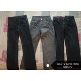 Pantalones De Niño Talla 12