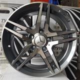Llanta Aleacion Mercedes Benz R16 (5x112) Vito