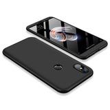 Case + Vidrio Templado 360 Xiaomi Redmi Note 6 Pro