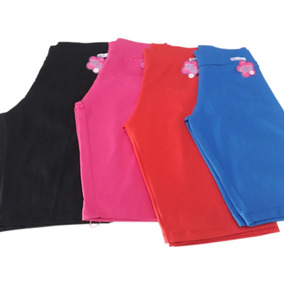 Shorts Feminino Coton P M G Gg Xg Kit 5 Pecas
