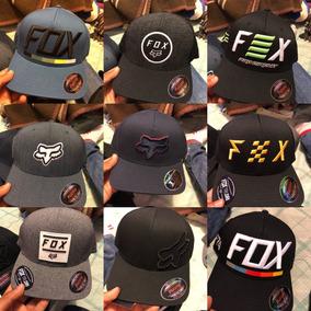 ac66990574812 Gorras Fox Originales Flex Fit - Accesorios de Moda en Mercado Libre ...