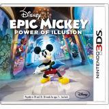 Gran Juego Original Epic Mickey Para Consolas Nintendo 3ds