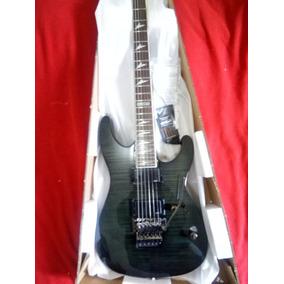 Guitarra Ltd. Esp Viper M-200-fm Roja Y Negra Nueva
