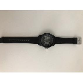 Armani Exchange Relógio Couro Cinza Strap Ax6006 Masculino ... 23e4bfba2f