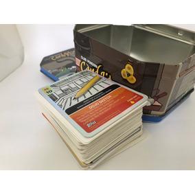 Cards Club Penguin 100 Cards + Lata Importado