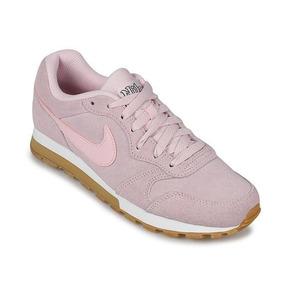 Tenis Feminino Nike Md Runner Rosa - Tênis no Mercado Livre Brasil 166b06d8febd7
